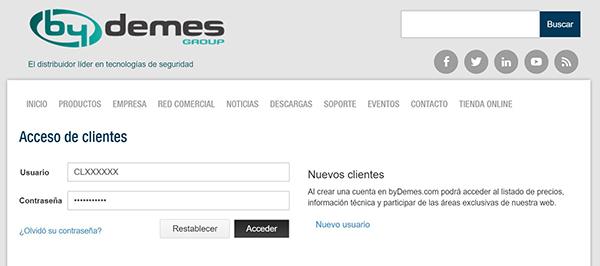 """Nueva sección """"Mis facturas"""" en nuestra página web"""