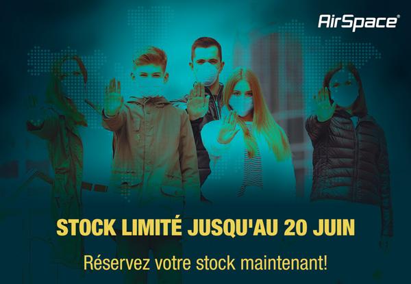 STOCK LIMITADO HASTA EL 20 DE JUNIO
