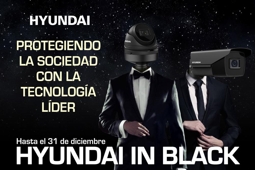 Nuevas cámaras HYUNDAI IP y 4 en 1 Black Series