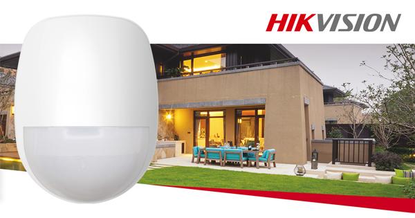 HIKVISION 4x3 PIR