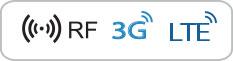 RF, 3G, LTE