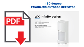 Folleto WX Infinity